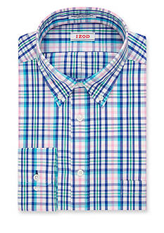 IZOD Perform X Regular-Fit Dress Shirt