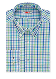 IZOD Big & Tall Twill Wrinkle Free Dress Shirt
