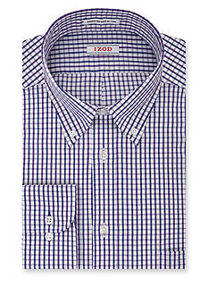 IZOD PerformX Regular-Fit Dress Shirt