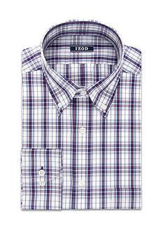 IZOD Big & Tall Twill Dress Shirt