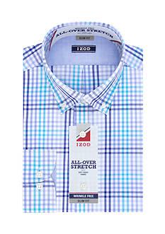 IZOD PerformX Slim-Fit Dress Shirt