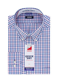 IZOD PerformX Regular Fit Dress Shirt