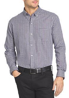 Van Heusen Long Sleeve Woven Check Non Iron Shirt