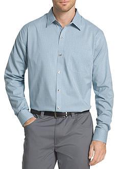 Van Heusen Long Sleeve Traveler Stretch Non-Iron Shirt
