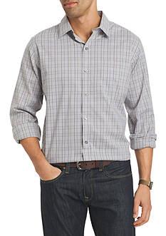 Van Heusen Long Sleeve Traveler Stretch Non Iron Shirt