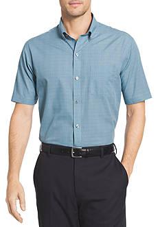 Van Heusen Short Sleeve Flex Non-Iron Shirt