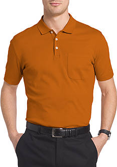 Van Heusen 50's Interlock Polo