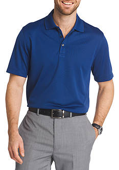 Van Heusen Short Sleeve Traveler Air Polo Shirt