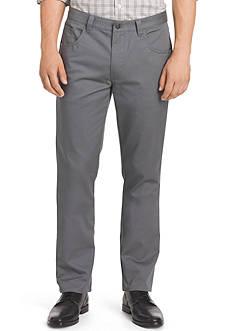 Van Heusen Flex Flat-Front Pants