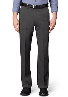 Van Heusen Big & Tall Classic Flat Front Dress Pants