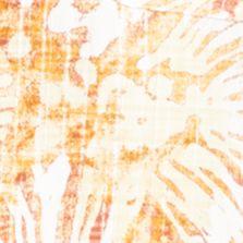 Van Heusen Big & Tall Sale: Orange Desert Sun Van Heusen Big & Tall Short Sleeve Polynesian Print Woven Shirt