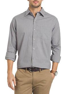 Van Heusen Big & Tall Long Sleeve Traveler Stretch Non Iron Shirt