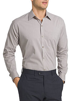 Van Heusen Big & Tall Long Sleeve Traveler Stretch Non Iron Shirt