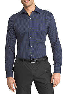 Van Heusen Big & Tall Flex Stretch Gingham Shirt