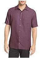 Van Heusen Big & Tall Short Sleeve Button Down