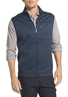 Van Heusen Big & Tall Traveler Solid Full Zip Vest