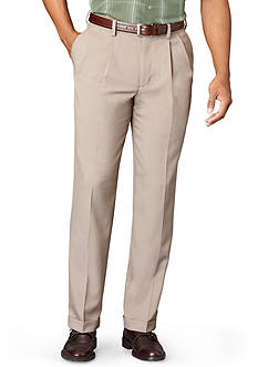Van Heusen Big & Tall Classic Pleated Dress Pants