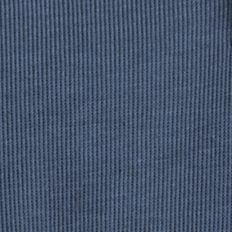 Big and Tall Sweaters: Zip Front: Blue Black Iris Heather Van Heusen Big & Tall Long Sleeve Spectator Solid 1/4 Zip Shirt