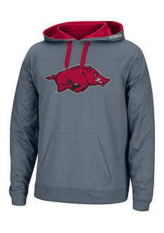 J. America Arkansas Razorbacks Heathered Tribute Hoodie