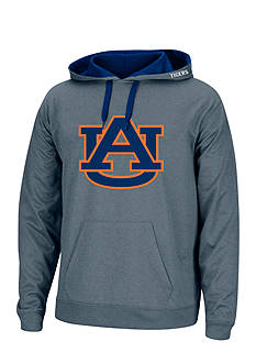 J. America Auburn Tigers Heathered Tribute Hoodie