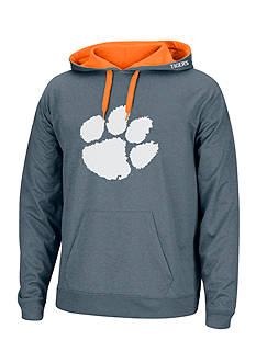 J. America Clemson Tigers Heathered Tribute Hoodie