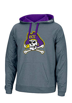 J. America East Carolina Pirates Heathered Tribute Hoodie