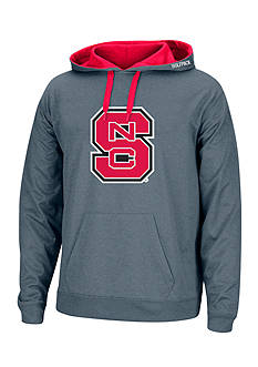 J. America North Carolina Wolfpack Heathered Tribute Hoodie