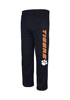 J. America Clemson Tigers Open Bottom Sweatpants