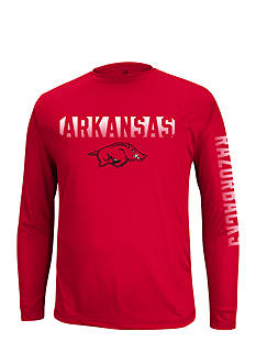 J America Arkansas Razorbacks Long Sleeve Tee
