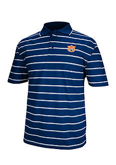 J. America Auburn Tigers Yarn Dyed Drop Needle Polo