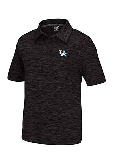 J. America Kentucky Wildcats Space Dyed Polo
