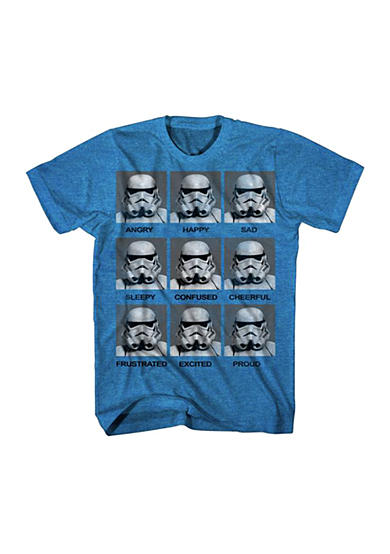 Mad Engine Star Wars - Storm Troopers Graphic Tee