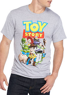 Mad Engine Short Sleeve Gangs Of Toy Story Graphic Tee
