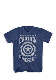 Mad Engine Captain America Mesh Tee