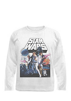 Mad Engine Le Force Retro Star Wars Tee