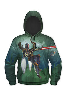 Mad Engine Star Wars™ Boba Fett Flying Hoodie