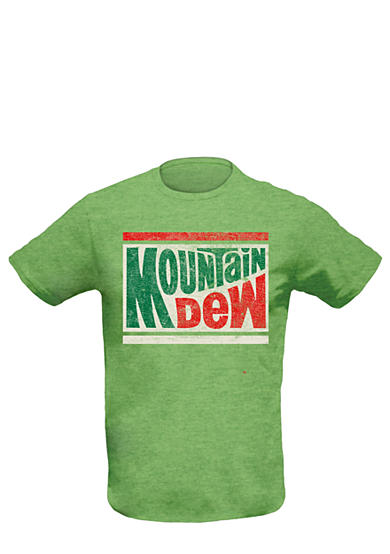 New World Sales Mountain Dew Tee