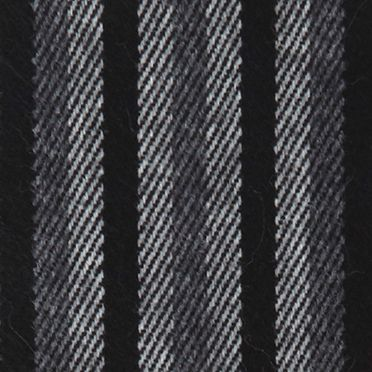 cold weather accessories for men: Black Perry Ellis Multistriped Woven Scarf