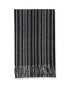 Perry Ellis® Multistriped Woven Scarf