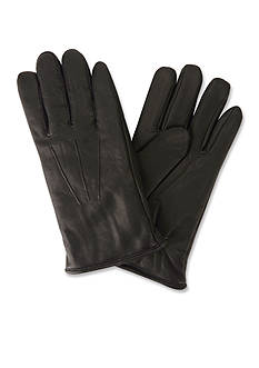 Perry Ellis® Leather Gloves