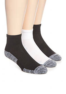 SB Tech Marled Atheltic Quarter Socks - 3 Pack