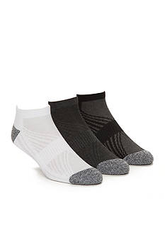 SB Tech Fashion No Show Socks 3-Pack