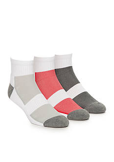 SB Tech Fashion Quarter Socks 3-Pack