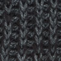 Men: Hats & Caps Sale: Black Saddlebred Marled Knit Slouchy Beanie Hat