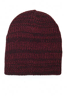 Saddlebred Marled Knit Slouchy Beanie Hat