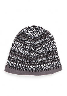 Saddlebred Fair Isle Knit Skully