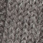 Men: Hats & Caps Sale: Gray Saddlebred Cable Knit Hat