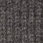 Men: Hats & Caps Sale: Black/White Saddlebred Solid Knit Beanie with Foldover Cuff