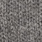 Men: Hats & Caps Sale: Gray Saddlebred Knit Beanie with Striped Foldover Cuff