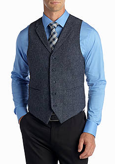 Madison Blue Donegal Lapel Vest